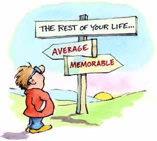 Average or Memorable